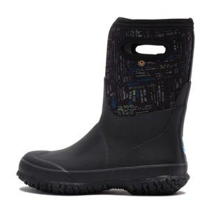 BOGS Grasp Sparks Waterproof Insulated Kids Boot